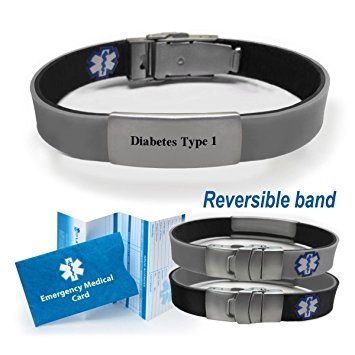 Diabetic Bracelets For Men