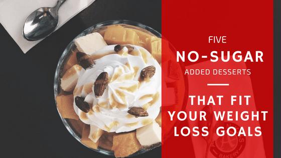 no sugar added desserts