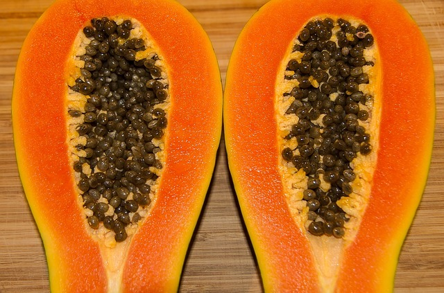 Papaya and diabetes