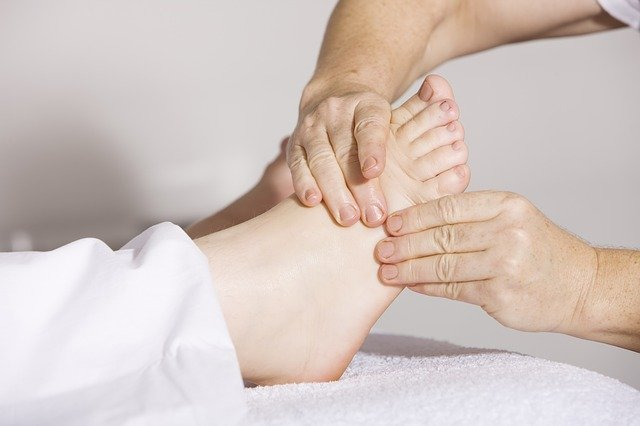 Foot Massage for Diabetics