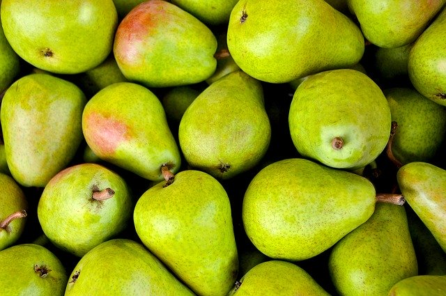 pears and diabetes