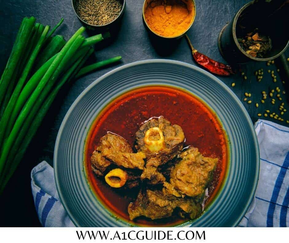 is goat meat good for diabetes
