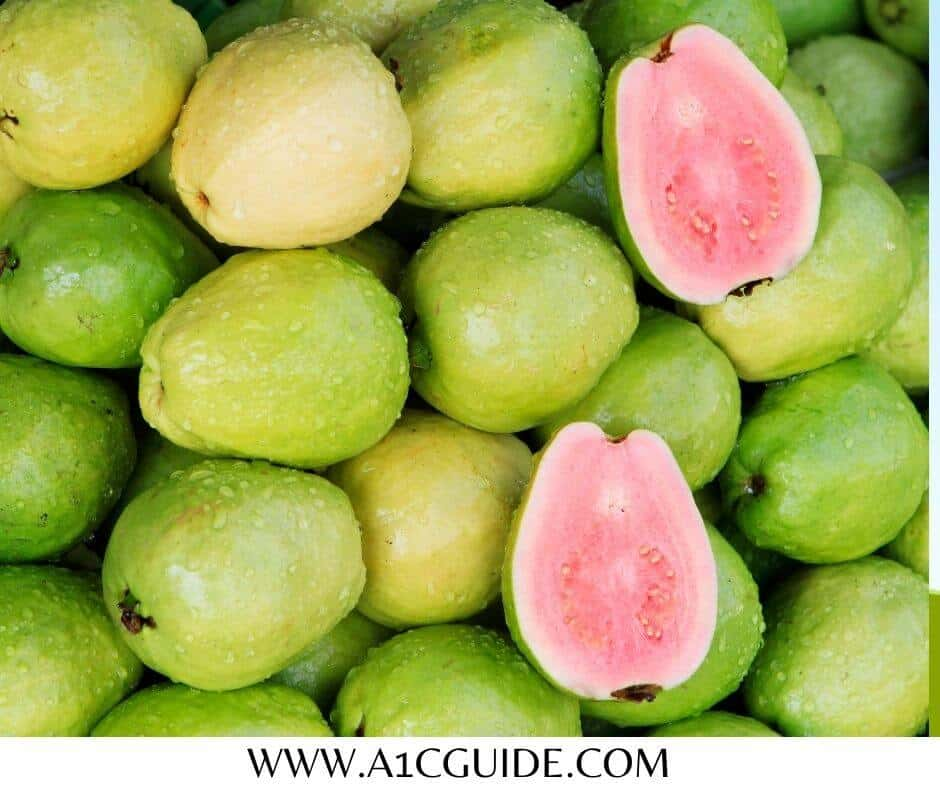 What is the best time to eat guava