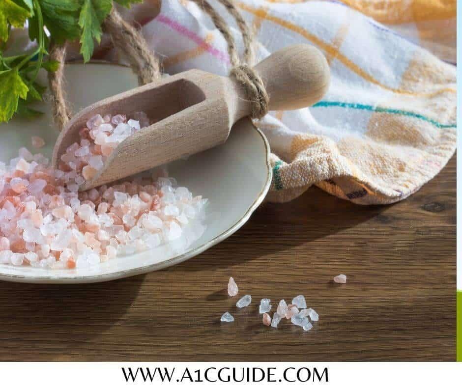 is himalayan salt good for diabetics