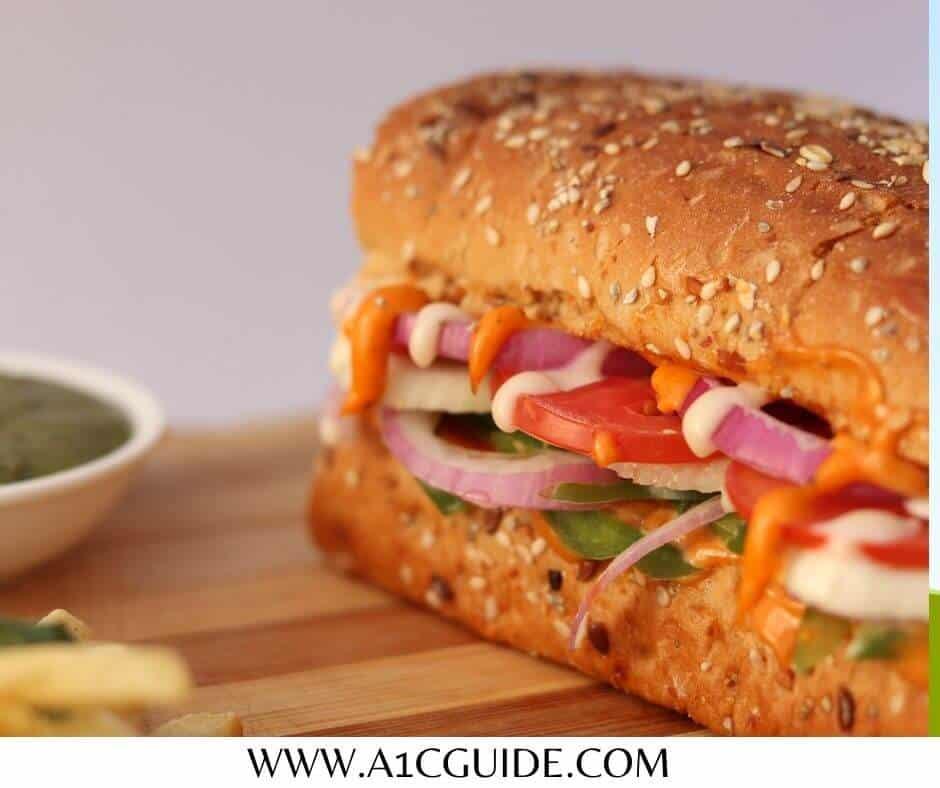 sandwich wraps for diabetics