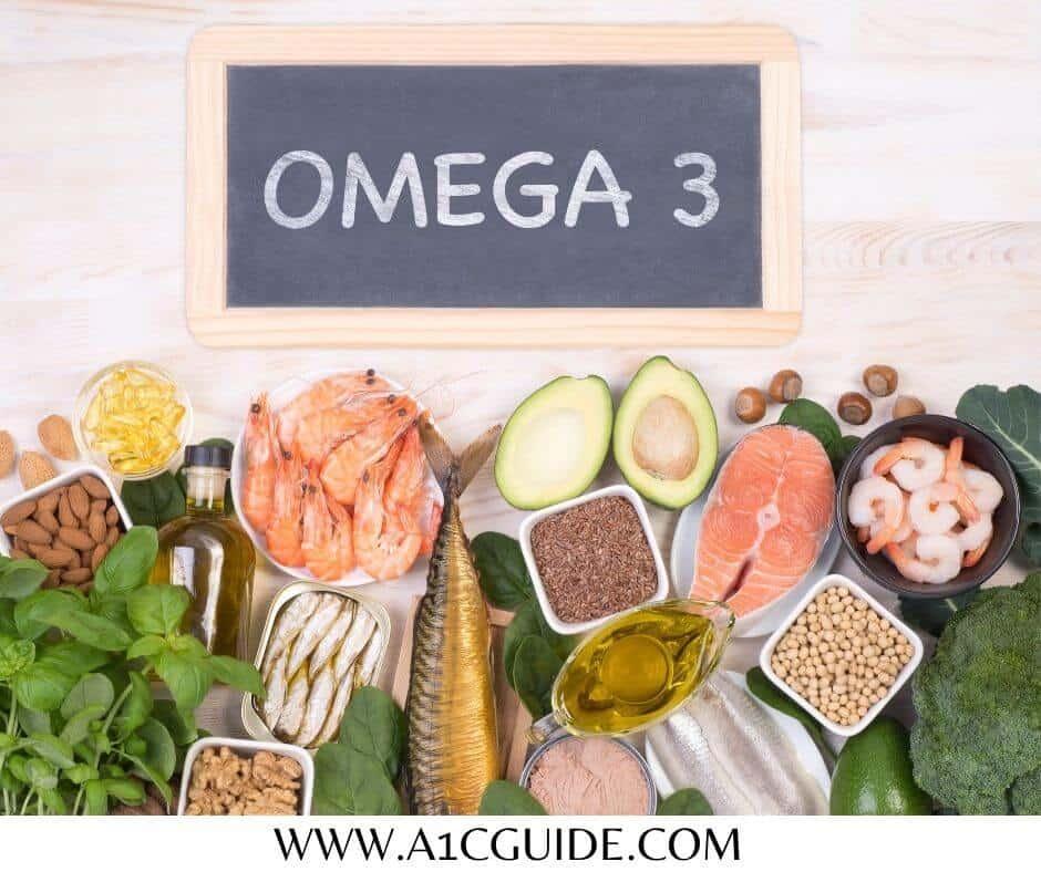 omega 3 for diabetes