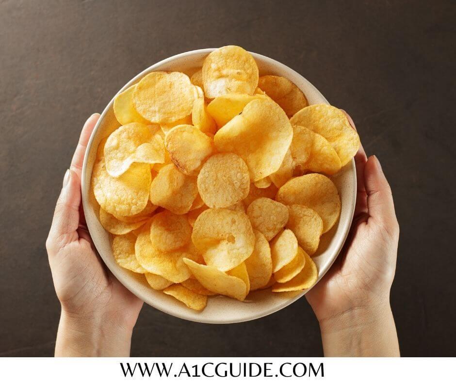 are potato chips bad for diabetics