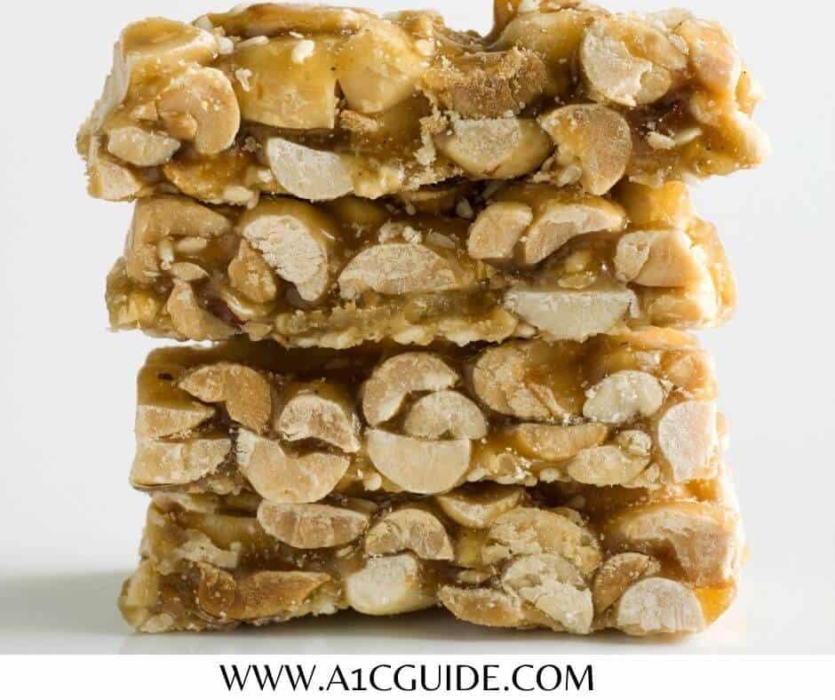 is peanut chikki good for diabetics