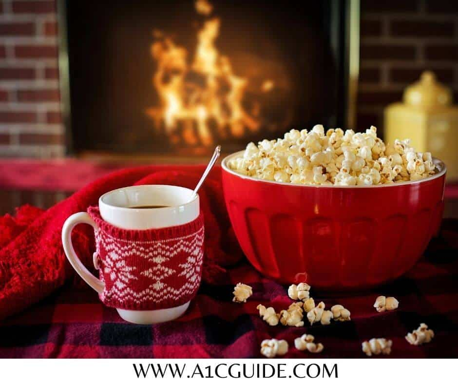 What kind of popcorn is good for diabetics