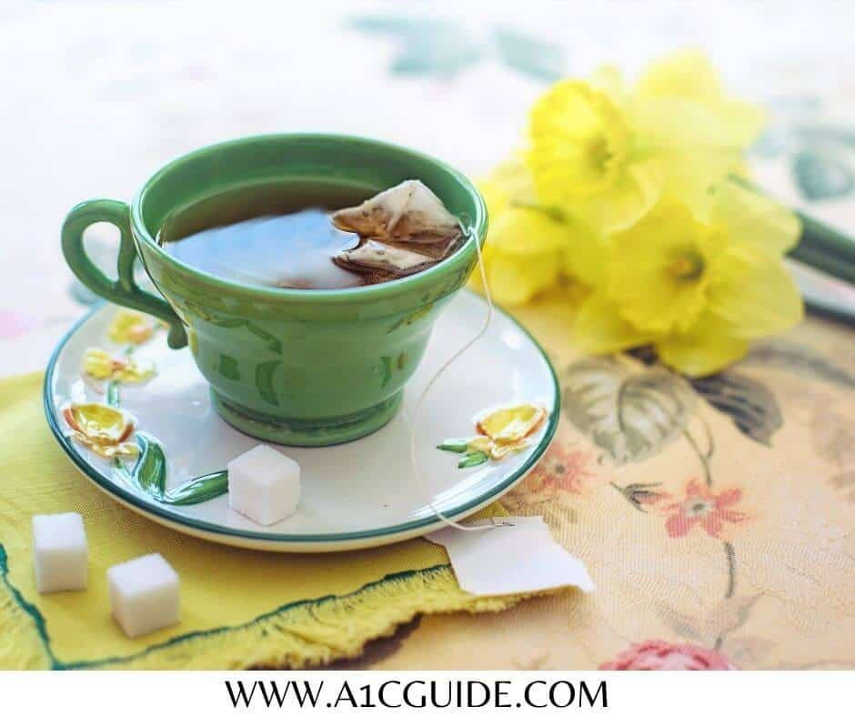 best green tea brand for diabetes