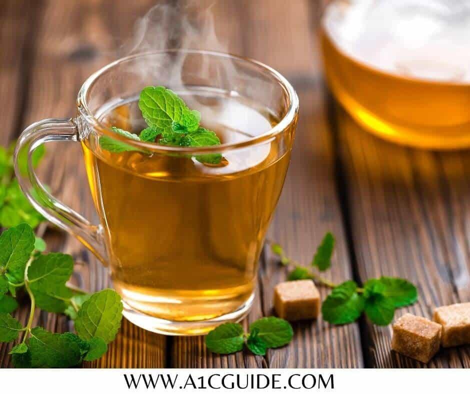 how to prepare green tea for diabetes