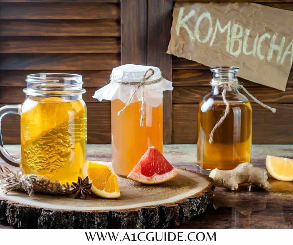 is kombucha good for diabetics