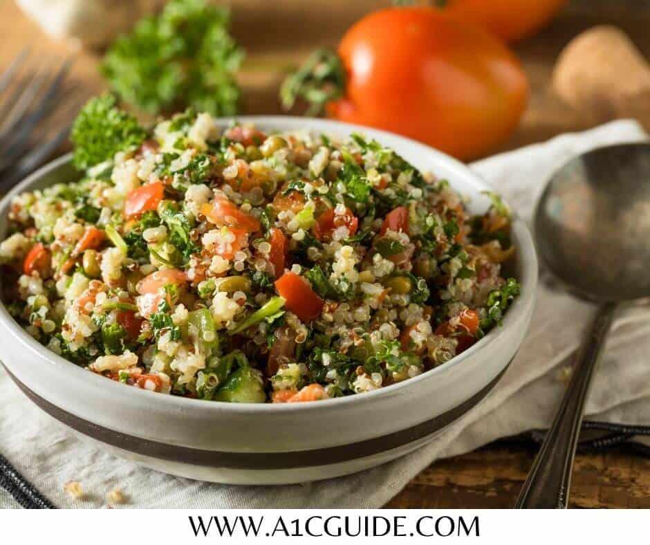 quinoa benefits for diabetes