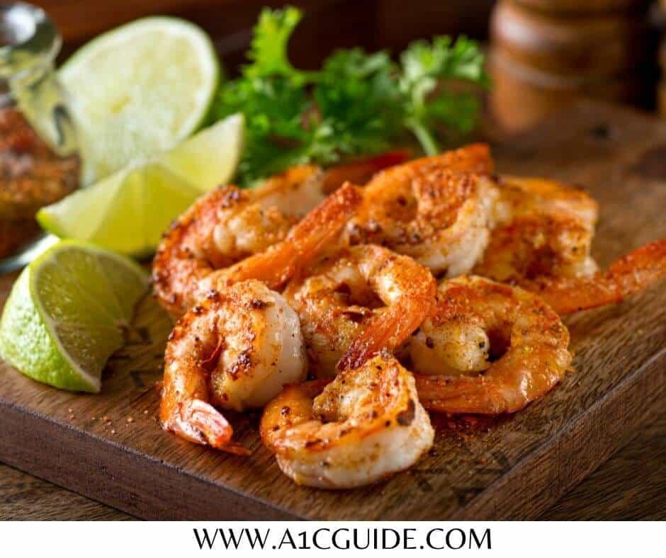 benefits of shrimp