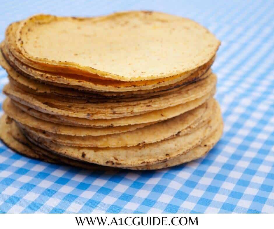 benefits of corn tortillas