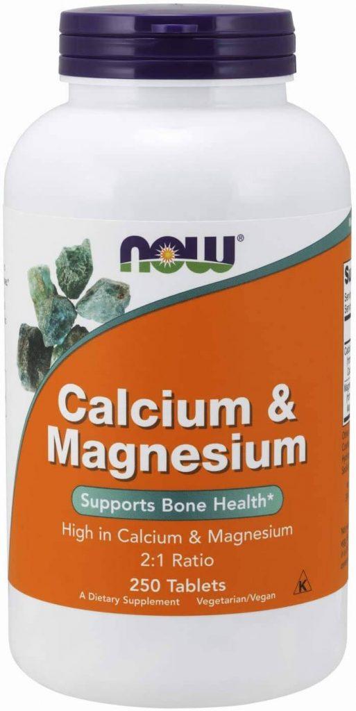 is calcium supplement safe for diabetics